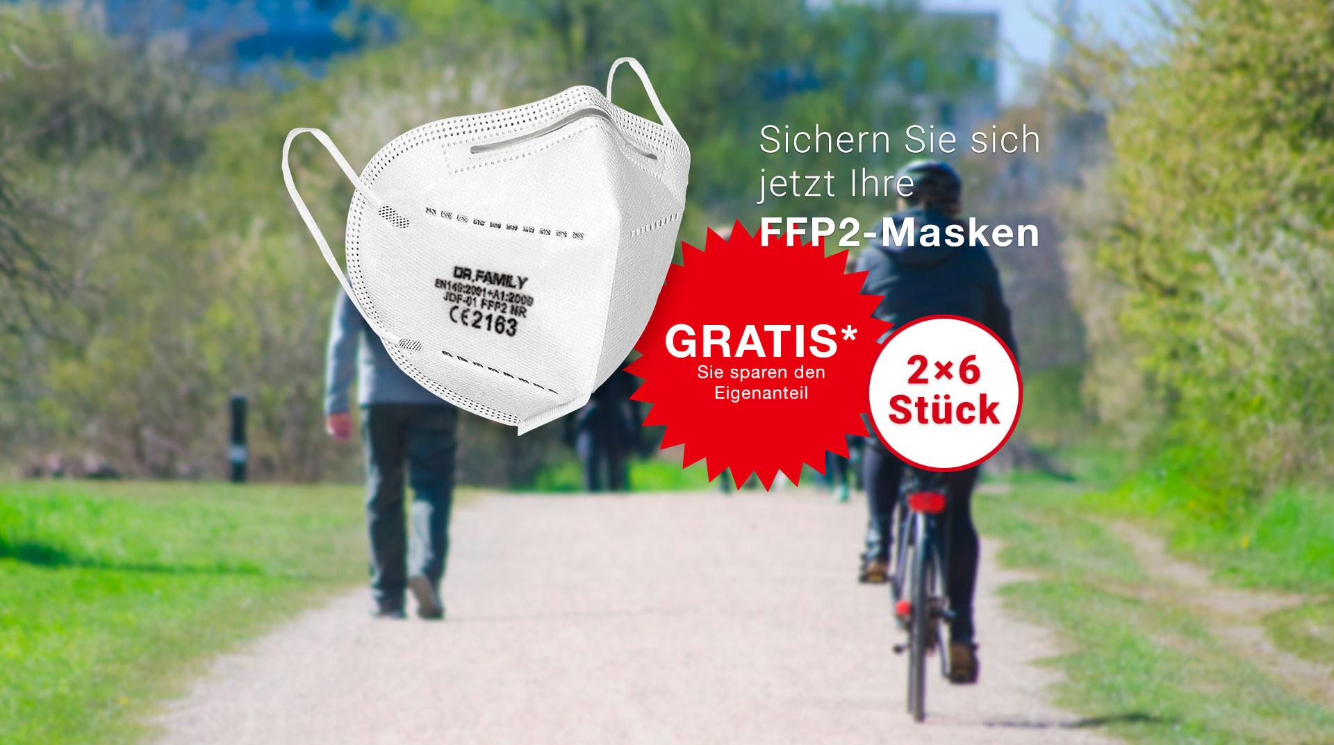 FFP2-Masken-Bestellung
